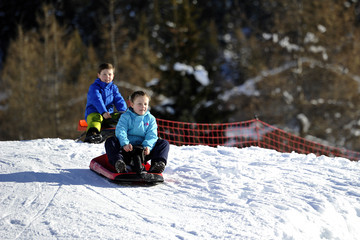 Princess Isabella The Danish Royal Family Hold Annual Skiing Photocall In Verbier