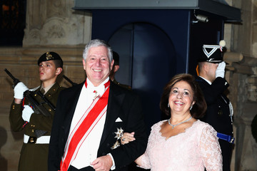 Princess Katherina of Yugoslavia The Wedding Of Prince Guillaume Of Luxembourg & Stephanie de Lannoy - Gala Dinner