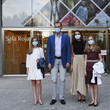Princess Leonor Spanish Royals Attend 'Teatros Del Canal' In Madrid