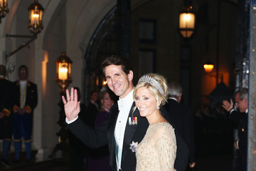 Princess Marie-Chantal of Greece The Wedding Of Prince Guillaume Of Luxembourg & Stephanie de Lannoy - Gala Dinner