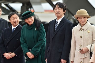 Princess Masako Japan's Emperor Akihito on Official Visit to Vietnam