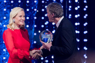 Princess Mette-Marit Norwegian Royals Attend Sports Gala 2018
