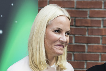 Princess Mette-Marit Day 1 - Starmus Festival 2017: Life and The Universe