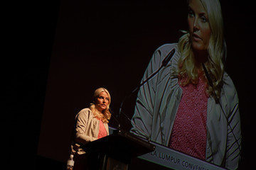 Princess Mette-Marit Women Deliver Conference: Day 1
