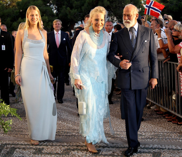 Wedding Of Prince Nikolaos And Miss Tatiana Blatnik