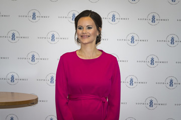 Princess Sofia of Sweden Princess Sofia of Sweden Attends a Merit Ceremony in Stockholm