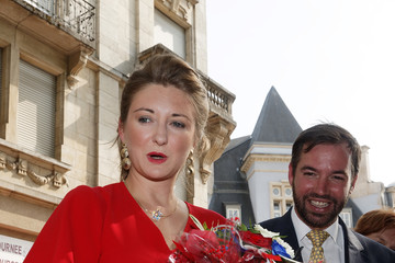 Princess Stephanie Luxembourg Celebrates National Day : Day 1