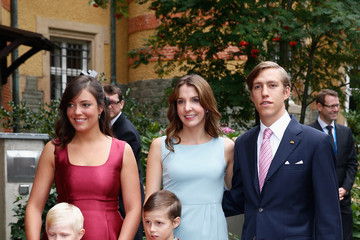 Princess Tessy Prince Felix and Claire Lademacher Tie the Knot