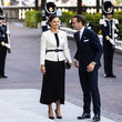 Princess Victoria Swedish Royals Attend The Opening Of The Swedish Parliament