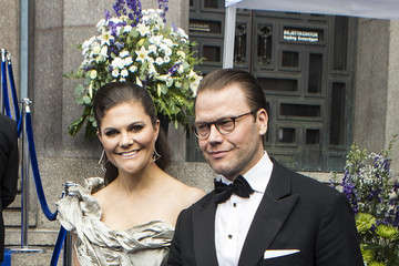 Princess Victoria Swedish Royals Attend Polar Music Prize