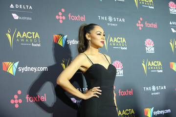 Prinnie Stevens 7th AACTA Awards Presented by Foxtel | Red Carpet