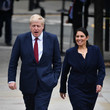 Priti Patel European Best Pictures Of The Day - September 30, 2019