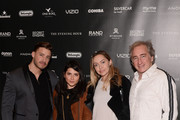 "Private Reception During Sundance For ""The Evening Hour"" Hosted By RAND Luxury"