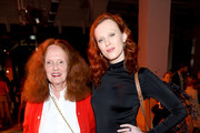 Grace Coddington Photos Photo