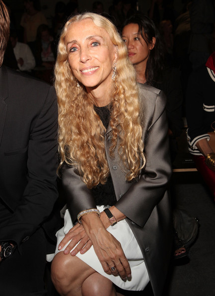Franca Sozzani Editor in Chief of Vogue Italia attends the Proenza Schouler Spring 2011 fashion show during Mercedes-Benz Fashion Week at  on September 15, 2010 in New York City.
