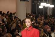 Gigi Hadid walks the runway for the Proenza Schouler fashion show February 2020 - New York Fashion Week: The Shows on February 10, 2020 in New York City.