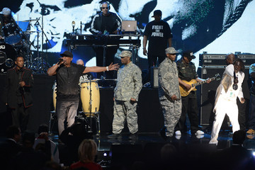 Professor Griff Rock and Roll Hall of Fame Induction Ceremony