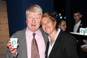 Stanley Johnson and Tracy Emin attend the launch of Project Ocean at Selfridges on May 11, 2011 in London, England.