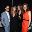 Nina Garcia and Desiree Gruber Photos