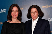 """Executive Producer Margaret Bodde and author Fran Lebowitz attend a screening of """"Public Speaking"""" at The Museum of Modern Art on November 15, 2010 in New York City."""