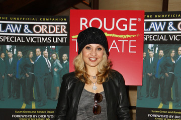 """Orfeh Publication Launch Of """"The Law & Order: SVU Unofficial Companion"""""""