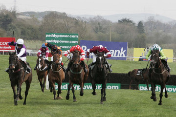 Davy Russell Punchestown Races