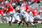 Braxton Miller Taylor Richards Photos Photo