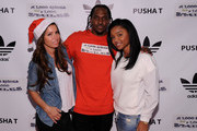 Pusha-T Tammy Brook Photos Photo