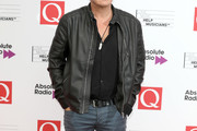 Shane Richie attends the Q Awards 2017, in association with Absolute Radio, held at the Roundhouse on October 18, 2017 in London, England.