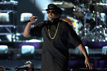 Q-Tip The 59th GRAMMY Awards - Show