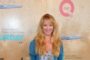"Charlotte Ross attends ""QVC Presents Super Saturday LIVE"" on the Red Carpet at Barker Hangar on June 11, 2016 in Santa Monica, California."