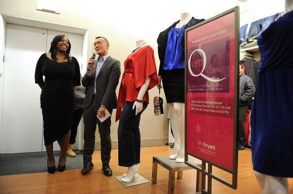 "Lane Bryant Hosts Joe Zee For A Special Viewing Of ""All On The Line"""