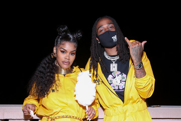 "Quavo Teyana Taylor ""The Album"" Listening Party"