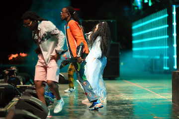 Quavo Cardi B 2018 Coachella Valley Music And Arts Festival - Weekend 2 - Day 3