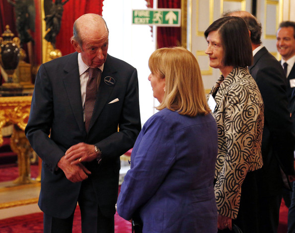 The Queen's Award Given for Voluntary Service