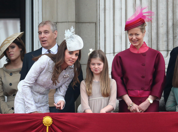 Kate Middleton In Queen Elizabeth Ii S Birthday Parade