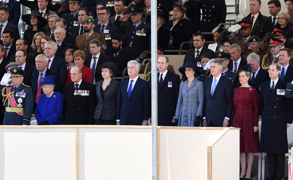 Dedication and Unveiling of the Iraq and Afghanistan Memorial