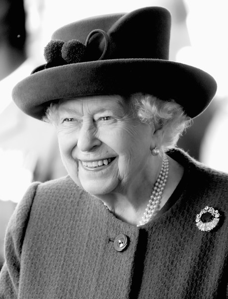 The Queen Visits The Royal British Legion Industries Village