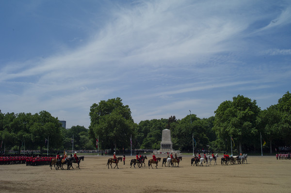 Trooping The Colour 2018 []