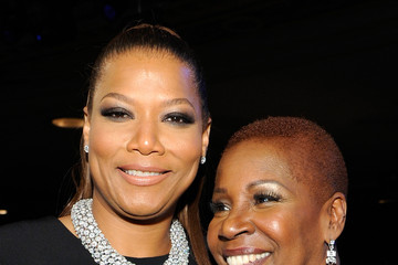 Queen Latifah 45th NAACP Image Awards Presented By TV One - Backstage And Audience