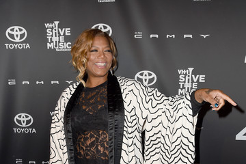 Queen Latifah VH1 Save The Music 20th Anniversary Gala - Arrivals