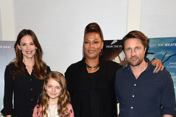 Queen Latifah Kylie Rogers Sony Pictures' 'Miracles from Heaven' Photo Call