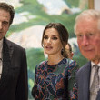 """Queen Letizia Royals Attend The Opening Of """"Sorolla: Spanish Master of Light"""" At The National Gallery"""