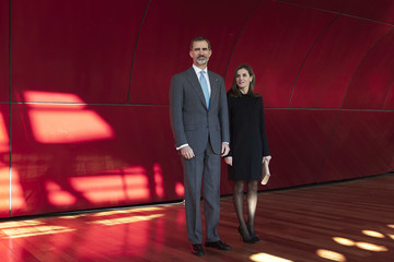 Queen Letizia of Spain King Felipe of Spain Spanish Royals Attend the Terrorism Victims Foundation Awards