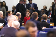 Queen Letizia Of Spain Visits FAO On The World Food Day