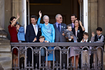 Princess Isabella Princess Mary Queen Margrethe 70th Birthday Celebrations - Day 3