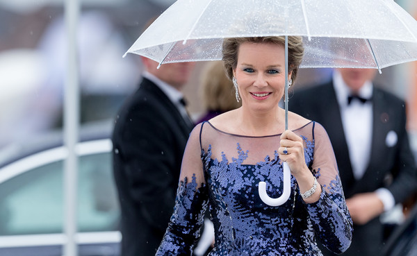 The King and Queen of Norway Celebrate Their 80th Birthdays with a Banquet at the Opera House