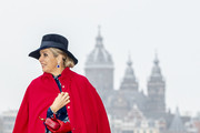 Queen Maxima Of The Netherlands Opens Children Exhibition Humania In Amsterdam