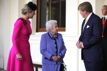 Queen Maxima State Visit Of The King And Queen Of The Netherlands - Day Two