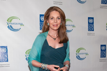 Queen Noor The United Nations Equator Prize Gala